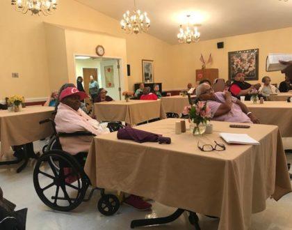 Henrico Rehabilitation Center Visit
